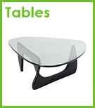Replica Tables including Noguchi Coffee Tables, Hans Wegner and more
