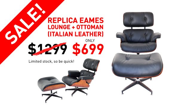 Eames Lounge Chair Sale