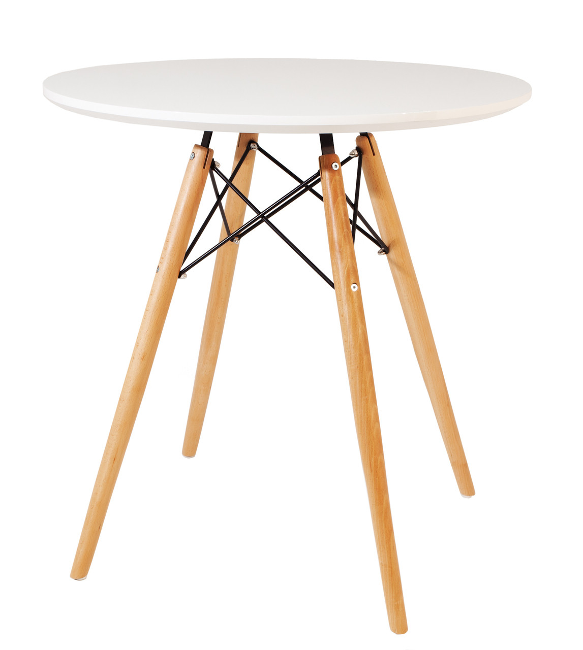 Replica Charles & Ray Eames DSW Dining Table-80cm