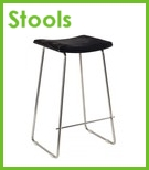 Replica Stools including Harry Bertoia, Lem Piston, Charles Ghost and more