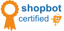 This site is certified by Shopbot.com.au